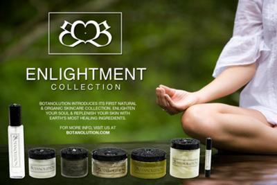 Botanolution Enlightment Skin Care Collection