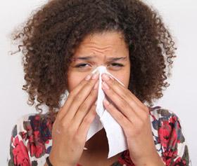 hives causes food allergies
