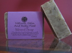 Orgainic Face and Body Soap